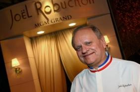 Décès du Cuisinier Français Joël Robuchon
