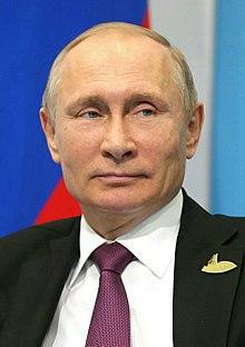 Vladimir Poutine est de nouveau élu Président de la Russie, la 4ème fois depuis 1999.