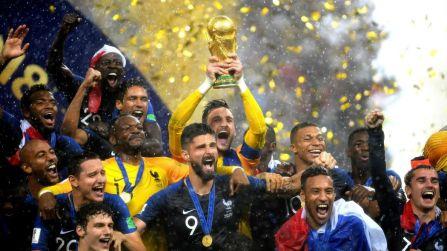 La France est Championne du Monde pour la seconde fois, après sa victoire 4-2 conter la Croatie.