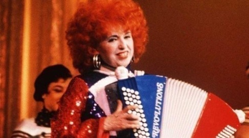 Décès de l'accordéoniste Française Yvette Horner