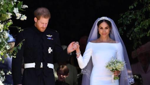 Mariage de Harry et Meghan Markle