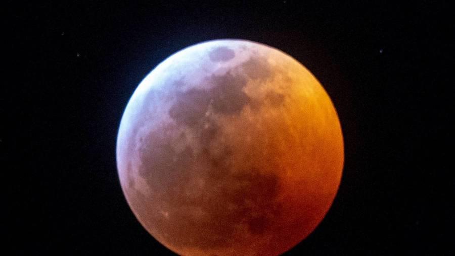 "Super ""Blood Moon"""